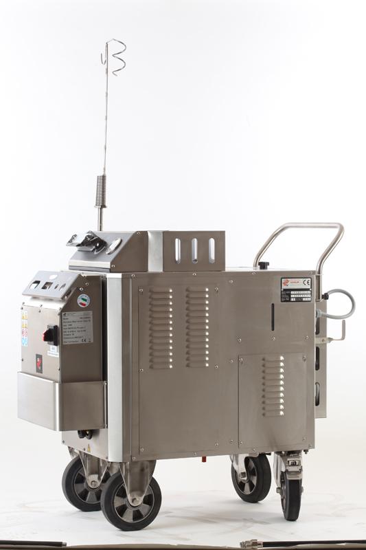 steam master 30 kW