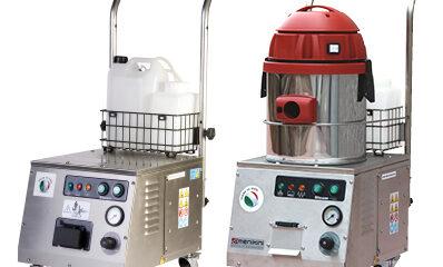 steam max & steam max vacuum 3 kW